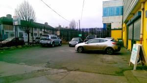 dublin circus centre car park