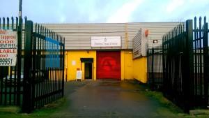 dublin circus centre outside