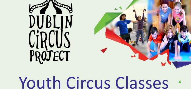 Youth Circus Classes